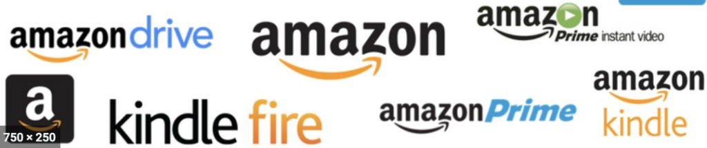 amazon as an example of strong brand property